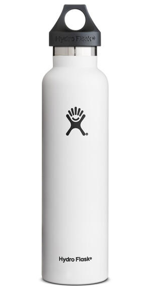 Hydro Flask Standard Mouth 710 ml White